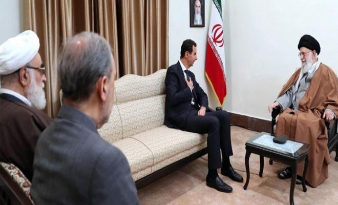 قاني : فيلق القدس هو من دعا بشار الأسد إلى طهران في زيارته الأخيرة