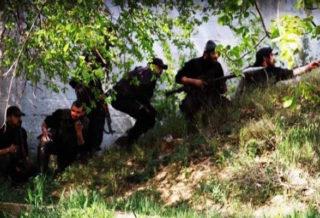 الثوار يوقعون قتلى من عصابات الأسد الإرهابية في جبل الأكراد