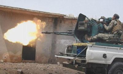 تحرير الشام تعلن عن مقتل 30 عنصر لعصابات الأسد في ريف اللاذقية