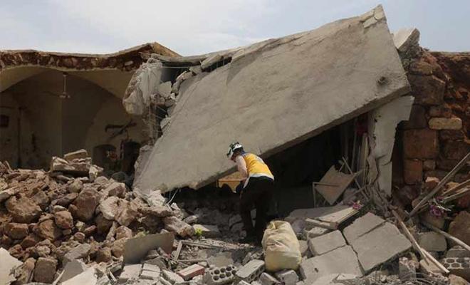 توثيقات جديدة لمنسقو استجابة سورية بأعداد شهداء وجرحى أرياف إدلب و حماة