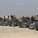 رتل عسكري كبير لميليشيا الحشد الشعبي يدخل الأراضي السورية