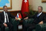 موسكو وأنقرة تتفقان على ضرورة تحقيق وقف إطلاق النار في إدلب
