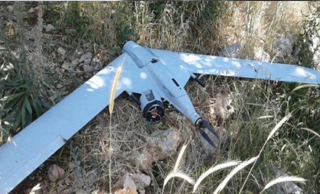 إسقاط طائرة استطلاع تابعة للغُزاة الروس بريف حماة