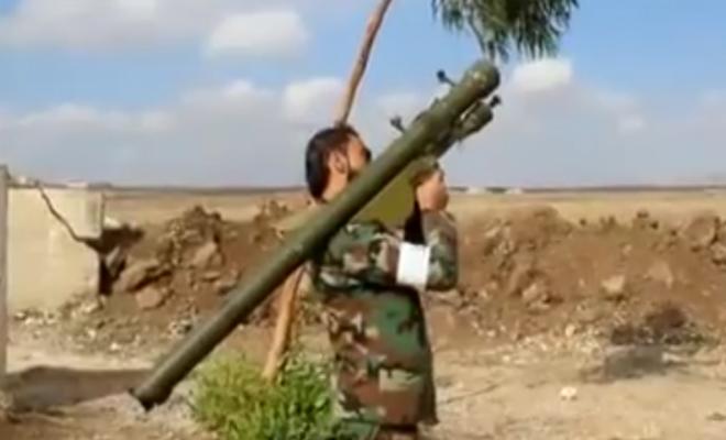 الثوار للمرة الثانية يصيبون طائرة حربية لنظام الإجرام الأسدي في ريف حماة