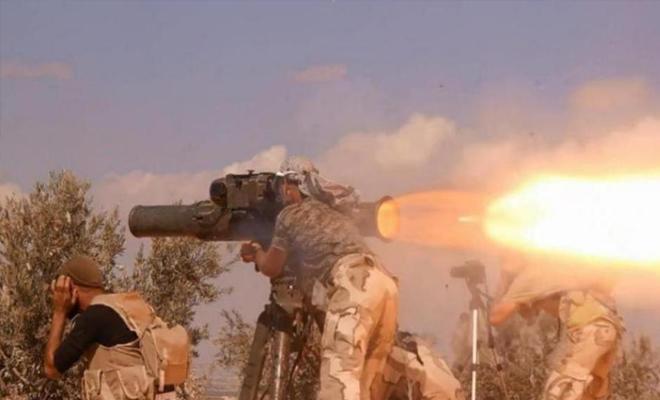 الفتح المبين تكبّد عصابات الأسد الإرهابية خسائر فادحة على جبهات حماة