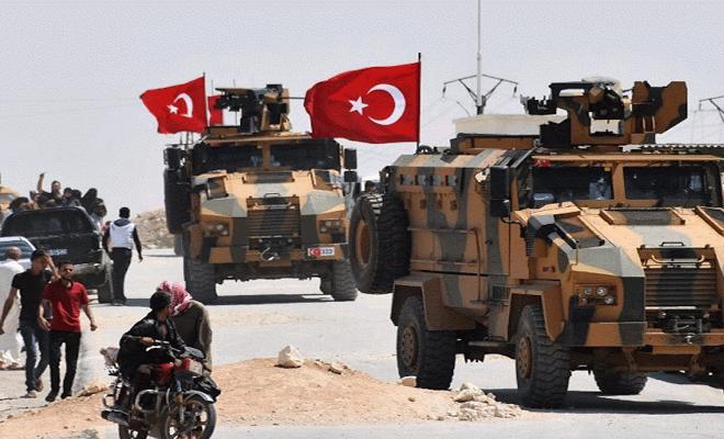 القوات التركية ترد على استهداف عصابات الأسد لنقاطها شمال حماة