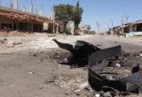 تفجير مقر لعصابات الأسد الإرهابية شرق درعا