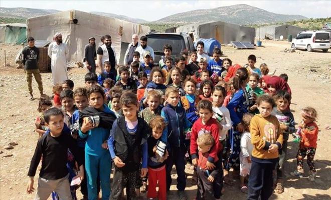 جمعية سورية أهلية تنظم أنشطة دينية وتقدم خدمات في عفرين