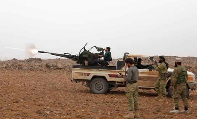 خسائر فادحة لعصابات الأسد الإرهابية على جبهات حماة
