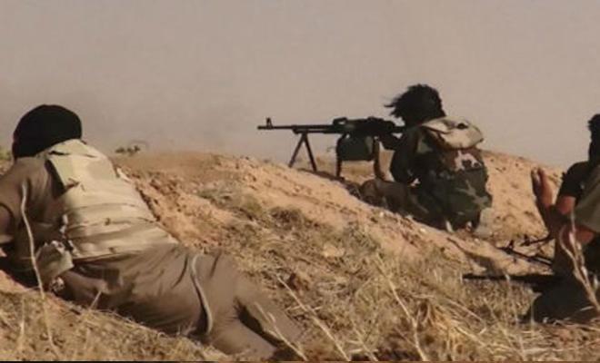 داعش يعلن عن قتلى وجرحى للميليشيات الكردية الإرهابية في هجمات متفرقة له شرق الفرات