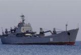 دخول سفينتين حربيتين تابعتين للغُزاة الروس إلى سواحل سوريا