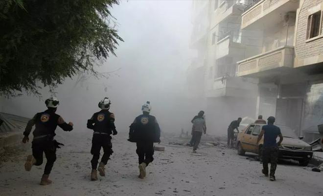 شهداء وجرحى بقصف لعصابات الأسد الإرهابية على ريف جسر الشغور