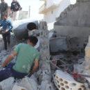 شهداء وجرحى بقصف من طائرات الغُزاة الروس ونظام الإجرام الأسدي على ريف إدلب