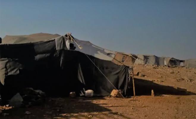 غارات جوية لطائرات الإجرام الأسدي والغُزاة الروس تستهدف مخيمات النازحين جنوب حلب