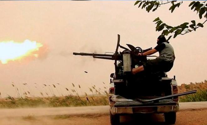 مقتل قائد فوج تابع لميليشيا قسد الإرهابية في ريف دير الزور