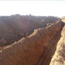 """ميليشيا """"ب ي د"""" تواصل حفر الأنفاق بريف الرقة الشمالي"""
