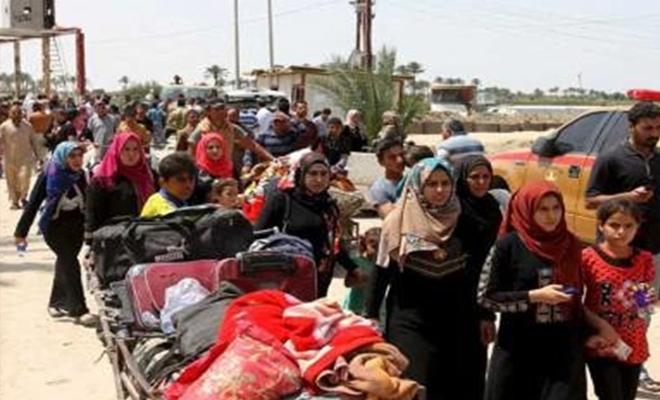 نزوح أكثر من 500 ألف بقصف لعصابات الأسد الإرهابية والغُزاة الروس