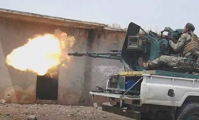 نظام الإجرام الأسدي يسحب قوات الفرقة الرابعة من ريف اللاذقية مُرغماَ