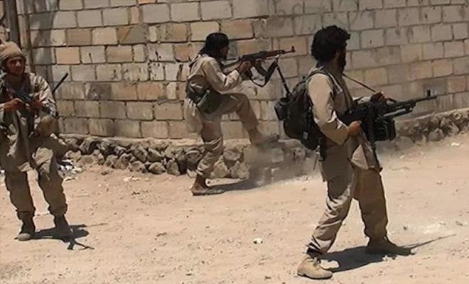 هجوم لداعش على مواقع عصابات الأسد الإرهابية يوقع قتلى وجرحى شرق دير الزور