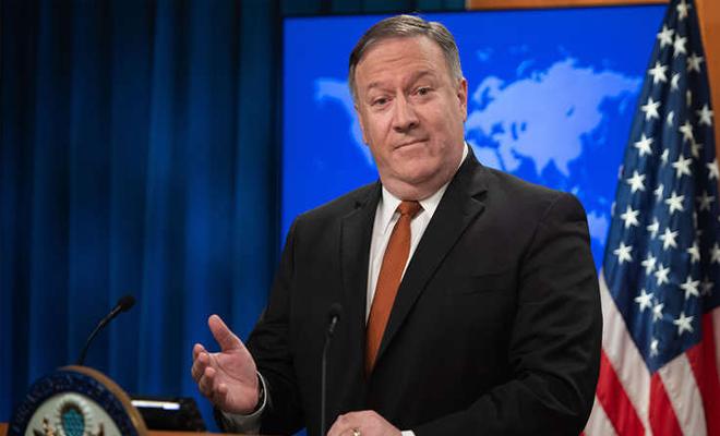وزير الخارجية الأمريكي يكشف عن مستجدات جديدة حول المنطقة الآمنة بسوريا