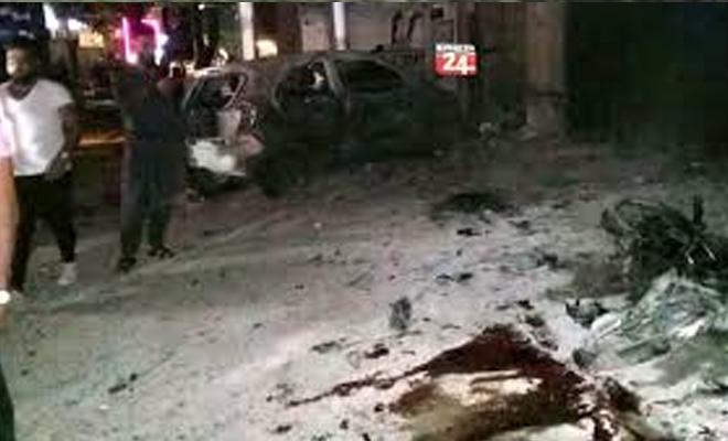 إنفجار دراجة ملغمة يودي بحياة مدنيين في السويداء