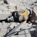 منسقو الاستجابة: أستشهادشش 1079مدني ونزوح أكثر من 670 ألف منذ اتفاق سوتشي شمال سوريا