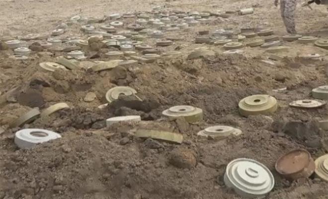 الأمم المتحدة تحذر: أكثر من 10 ملايين سوري مهدد بالألغام