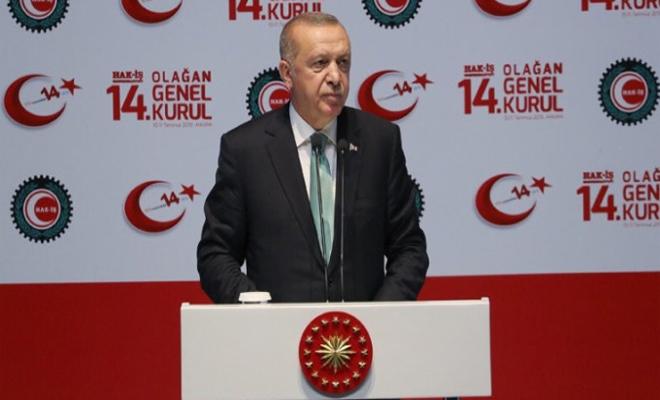 الرئيس التركي يعلن خطوات مرتقبة في منطقتي تل أبيض وتل رفعت