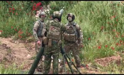 الغُزاة الروس ومليشيات شيعية يدخلون المعركة ضد الثوار