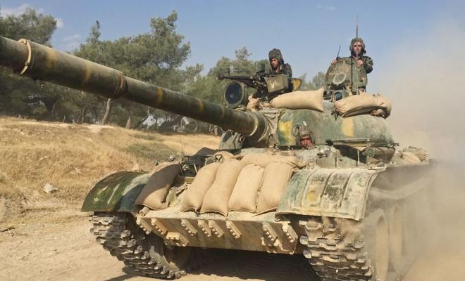 تحرير الشام توجه صفعة قوية للقوات الخاصة التابعة للغُزاة الروس في إدلب