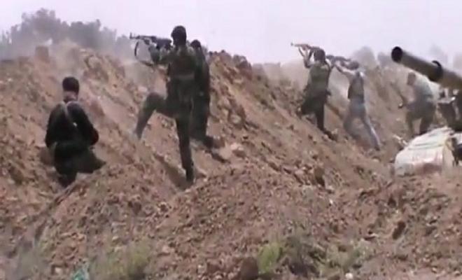 خسائر متتالية لعصابات الأسد على يد داعش في البادية