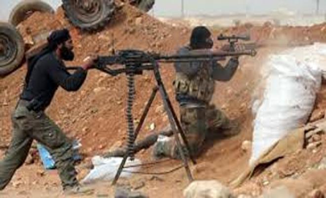 قتلى لعصابات أسد على يد تنظيم داعش أثناء البحث عن المجموعة المختفية بالبادية