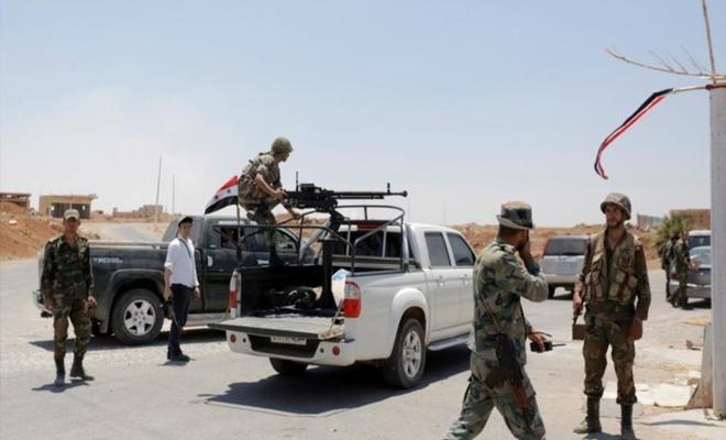 عصابات الأسد الإرهابية تواجه خطر فقدان السيطرة على محافظة درعا