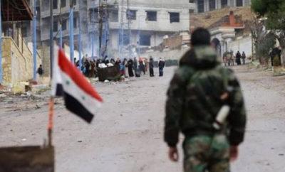 عصابات الأسد تستعد لاقتحام وتمشيط مدينة الصنمين بريف درعا