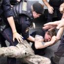 اعتقال عشرات المتظاهرين في موسكو