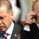 مكالمة هاتفية بين الرئيس التركي والروسي حول التسوية في سوريا ومصير إدلب