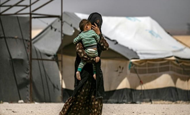 وضع اللاجئين في المخيمات الخاضعة لسيطرة ميليشيا قسد الإرهابية شمال شرقي سوريا كارثي